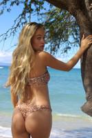 Luluka Style Reversible Strap n Braid Cheeeky Brazilian Bikini Bottoms*** Customize Size & Choose from 50+ Fabrics4
