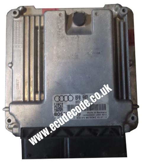 0281011364, 0 281 011 364, 03G906016G, 03G 906 016 G, EDC 16U1, Audi A3 2.0 TDI, Bosch Engine ECU, Plug & Play