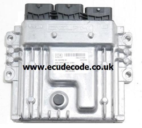 Citroen - Peugeot HW 9666912580, 9678514580, 28312280, DCM3.5, Delphi Engine ECU Cloning - Immobiliser Bypass, Plug & Play Services