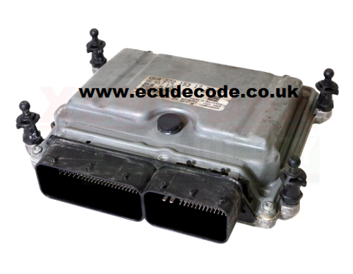 For Sale With Service  A 272 153 17 79  0 261 209 045  A2721531779  0261209045  ME9.7 Mercedes Petrol ECU  Plug & Play