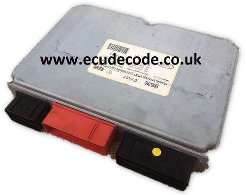 For Sale With Service  ERR5760  GEMS 8.2  80569A  P38 Range Rover Petrol ECU  Plug & Play