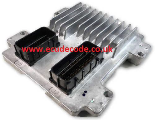 For Sale With Service  12643754  12636386  AAZH  E83  Vauxhall Meriva Petrol ECU  Plug & Play