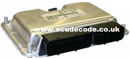 For Sale With Service  038 906 012 CL, 038906012CL, 0 281 010 380, 0281010380, Bosch Diesel ECU  Plug & Play
