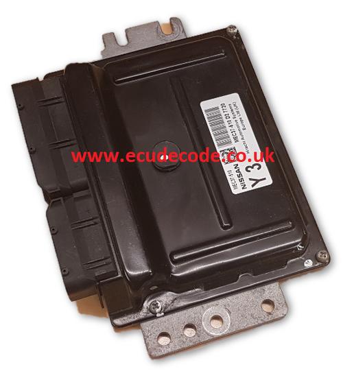 For Sale With Service  MEC37-510 D2 7720 Y3 Nissan ECU  Plug & Play