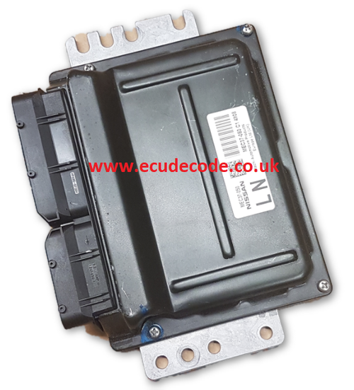 For Sale With Service  MEC37-050 C1 4908 LN Nissan ECU  Plug & Play