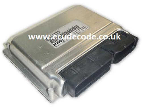 For Sale With Service  030 906 032 CE, 030906032CE, 0 261 207 184, 0261207184, Bosch Petrol ECU  Plug & Play