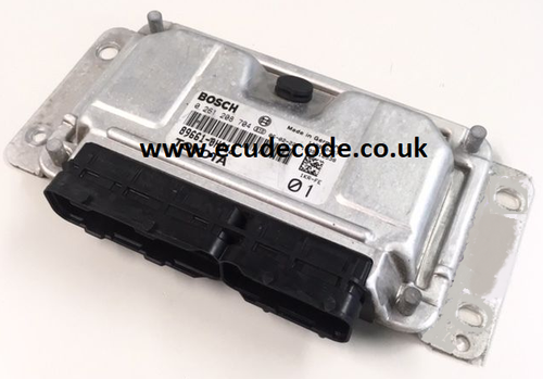 For Sale With Service  0261208704 89661-0H013 Toyota Citroen Peugeot ECU  Plug & Play