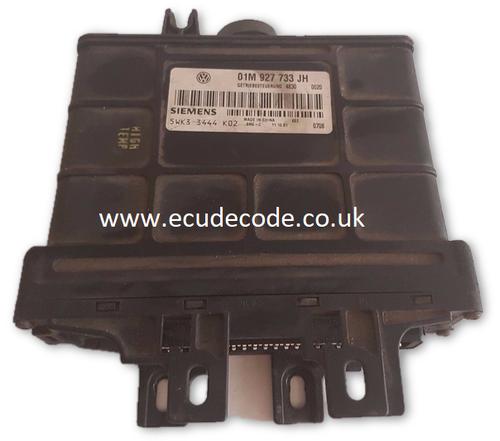 01M927733JH - 01M 927 733 JH 5WK33376 SME-C Auto Gear Box ECU