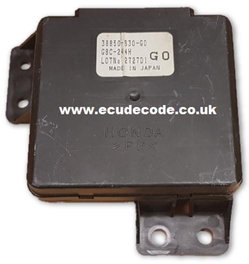 38850-S30-G0 G8C-244H Honda Prelude Body Module