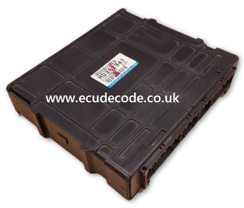 For Sale With Service MD362347 E2T67689 Mitsubishi Galant  ECU  Plug & Play