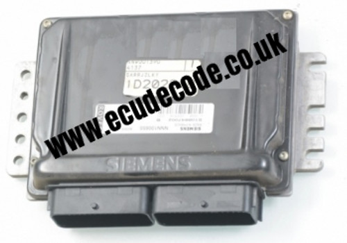 For Sale With Service S108847002 B, S108847002B, NNN100655, Rover Petrol Engine ECU Plug & Play