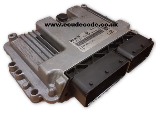 0281011548 37820-R8D-E33 ALB Honda Accord Engine ECU With Service