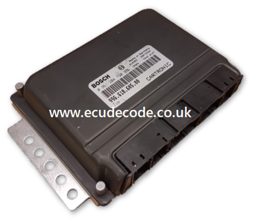 0261204790 0 261 204 790 996.618.605.00 Cartronic ECU With Service