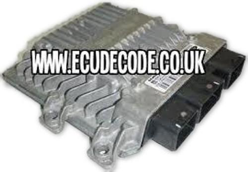 Service 5WS40155A-T SW9653577680 HW9647423380 SID801A Clone / Free Run Plug & Play