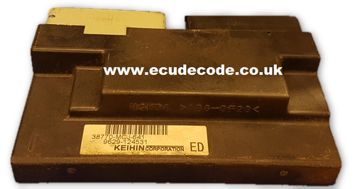 Service 38770-MCJ-641  / 9629-124531 / 9629-113547  Honda Bike ECU Cloning - Key Transponder Making Plug & Play