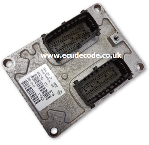 For Sale With Service IAW 5NF.T9 - 61601.054.03 - 51759028  - Clone / Reset Plug & Play