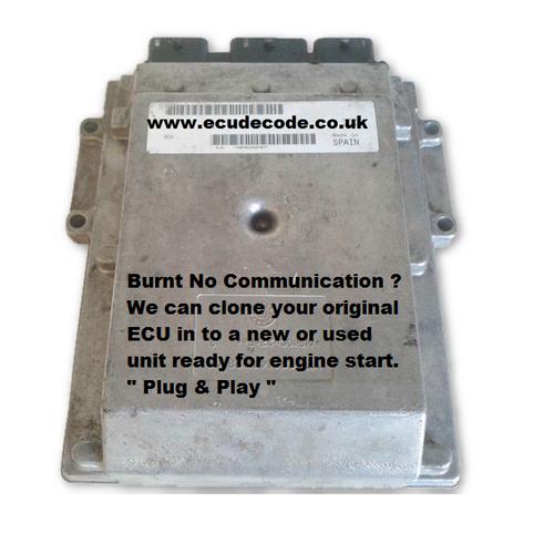 Service  6C11-12A650-CK  4CFK  DCU-104 Plug & Play Services