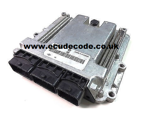 0 281 014 648 / 0281014648 / 8200823728 / EDC16CP33-6.1 Clone - Reset for Programming Services