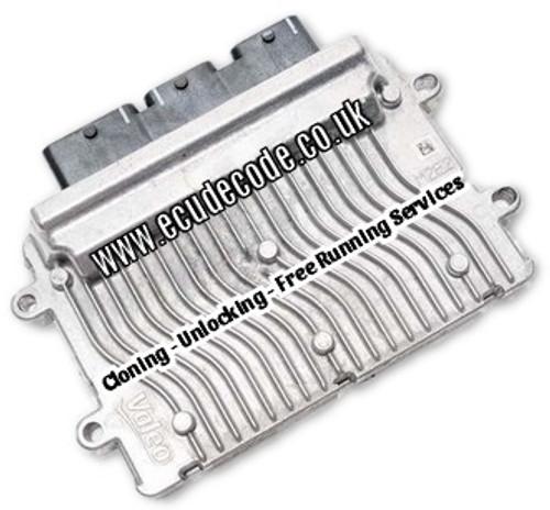 For Sale With Service  21586563-2 A  21586563-2A  HW 9655883280 J34P-AAE  Citroen Peugeot Petrol Engine ECU  Plug & Play