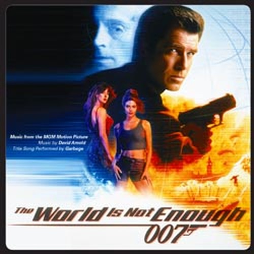 the world is not enough limited edition 2 cd set