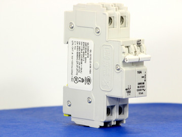 QLD28KM16 (2 Pole, 16A, 120/240VAC; 240VAC, UL Listed (UL 489))