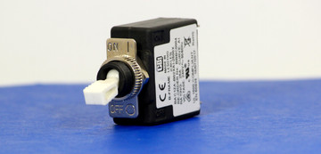BBBC0004 (1 Pole, 25A, 120VAC, Quick Connect, Series Trip, UL Recognized (UL 1077))
