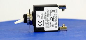 BBBC0079 (1 Pole, 25A, 240VAC, Clamp Terminal, Series Trip, UL Recognized (UL 1077))