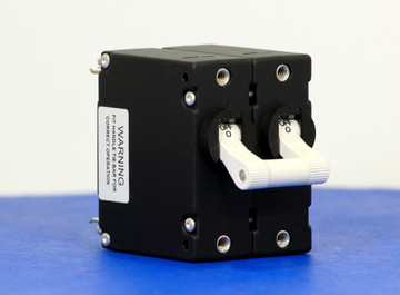 CFB310029 (2 Pole, 20A, 240VAC, Screw Terminals, Series Trip, UL Recognized (UL 1077))