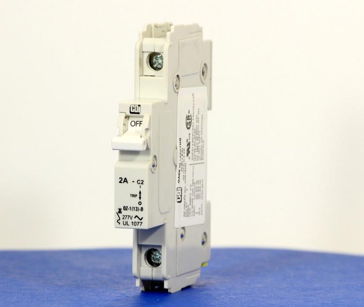QZD18202 (1 Pole, 2A, 277VAC, UL Recognized (UL 1077))