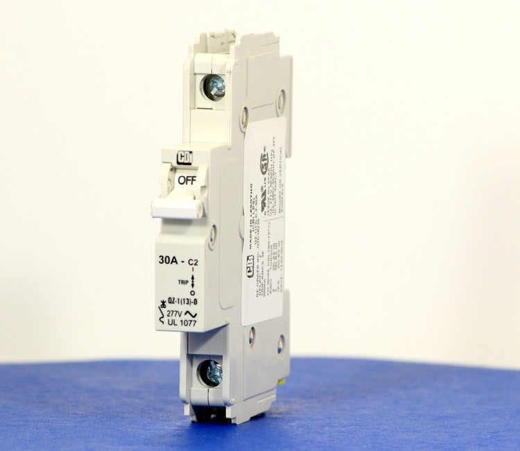 QZD18230 (1 Pole, 30A, 277VAC, UL Recognized (UL 1077))