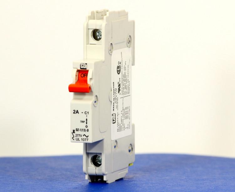 QZD18102 (1 Pole, 2A, 277VAC, UL Recognized (UL 1077))
