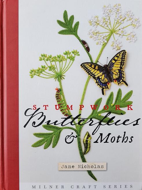 Stumpwork Butterflies and Moths