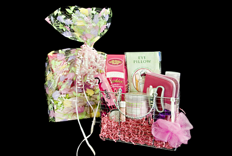 Pampered Princess Spa Gift Basket
