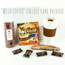 """""""Hello Coffee"""" College Care Package"""