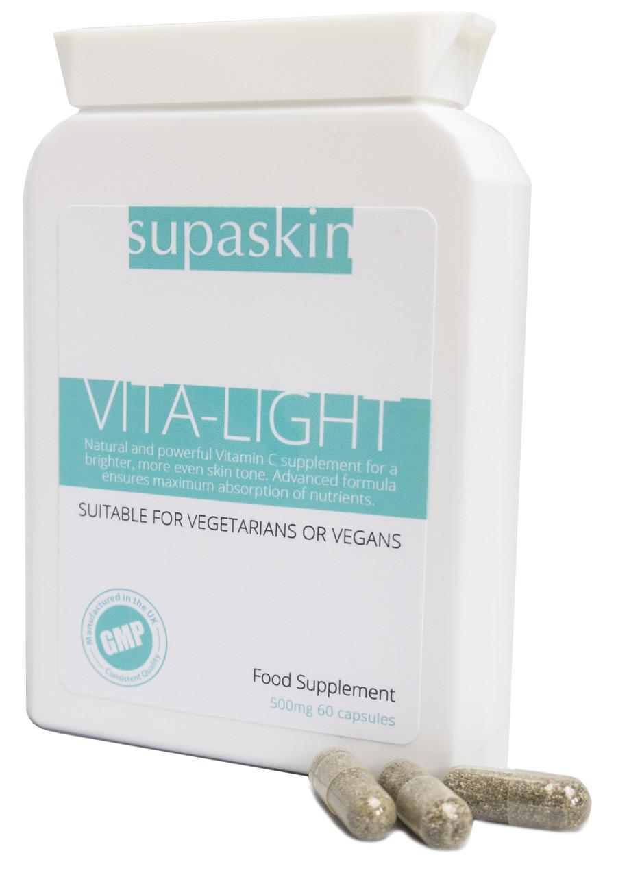 6 X  Vitamin C Skin Booster Supplement