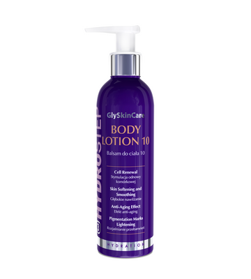 Glycolic Acid 10% - Body Lotion