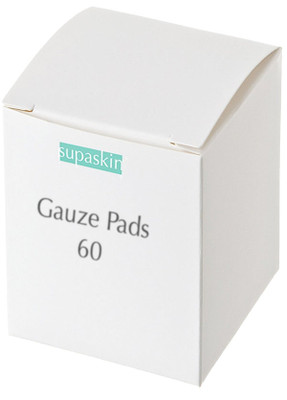 Gauze Pads for Exfoliating & Cleansing