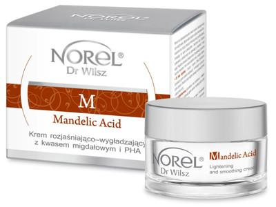Skin Lightening Cream With Mandelic Acid