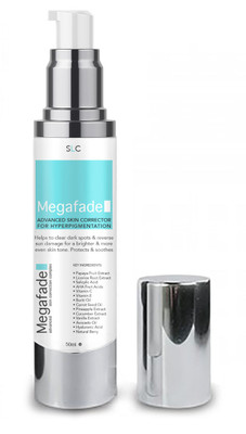 Megafade Hyperpigmentation Corrector Cream For Dark Spots