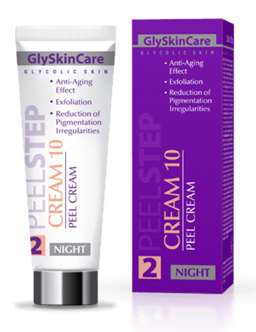Glycolic Acid AHA Exfoliating Cream
