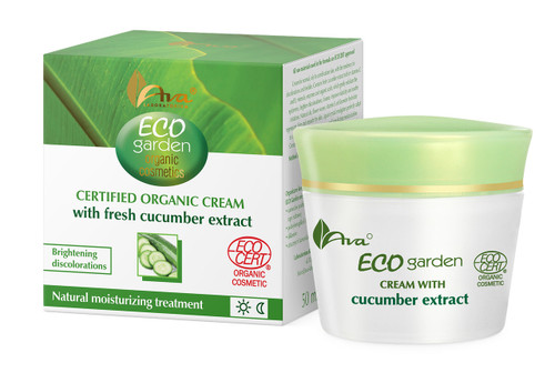 Organic Cumber Cream For Discolourations & Dark Marks