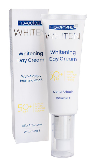 Skin Lightening Cream SPF 50 with Arbutin