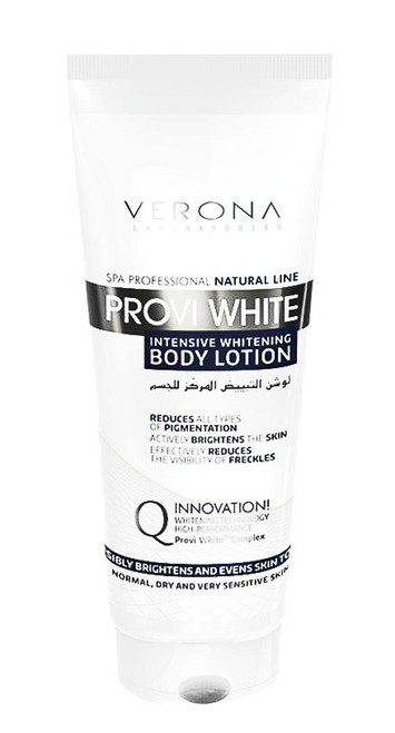 Skin Lightening Lotion For The Body
