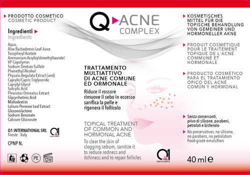 Advanced Acne  Treatment Cream