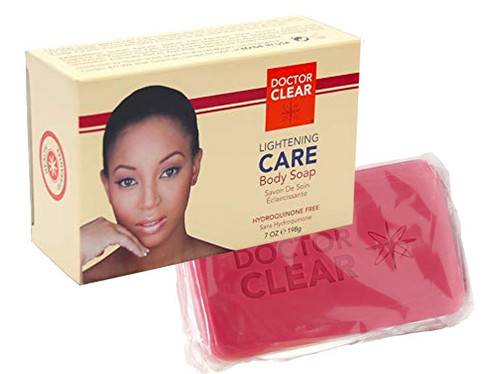Clear Skin Lightening Soap