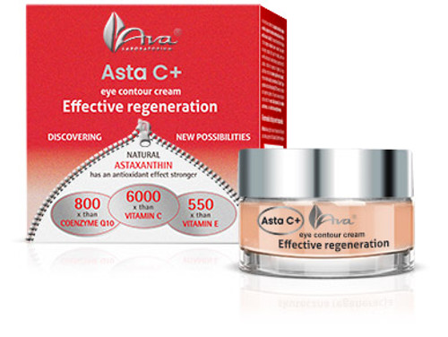 Asta C + Eye Contour Cream