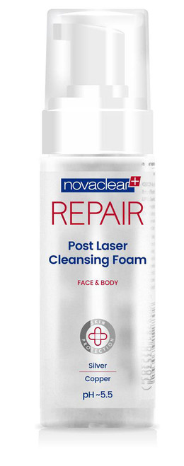 Post Laser Repair Cleansing Foam