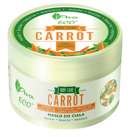 Carrot Complex Body Lightening Cream