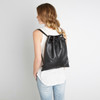 Jin Leather Backpack