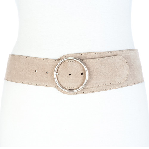 Takako leather belt